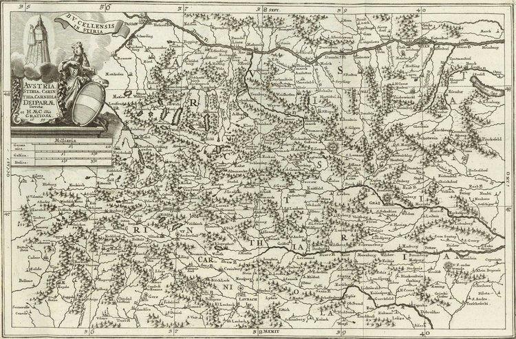 Carniola FileScherer Austria Stiria Carinthia Carniola 16991jpg