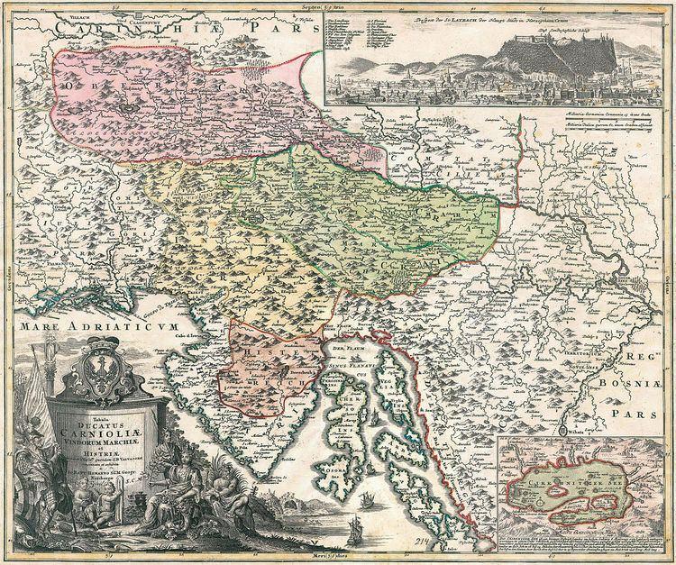 Carniola Duchy of Carniola Wikipedia