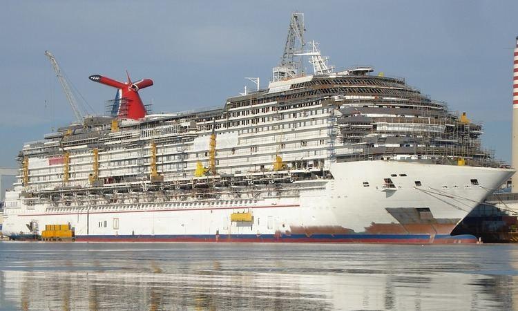 Carnival Dream Carnival Dream Itinerary Schedule Current Position CruiseMapper