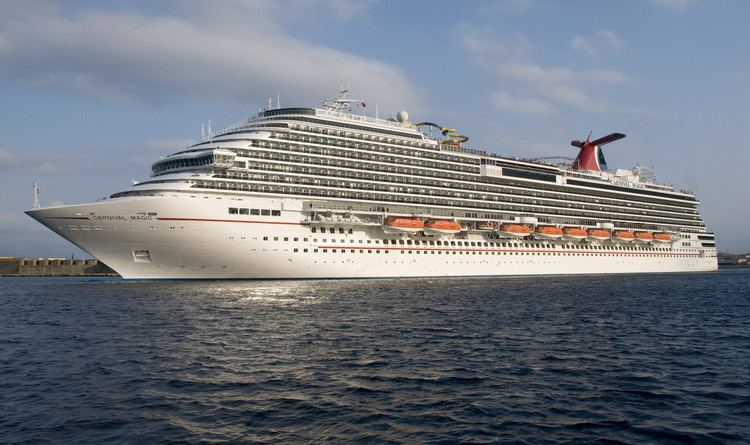 Carnival Magic Carnival Magic coming to Port Canaveral sooner than expected