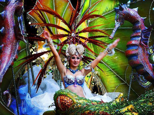 Carnival of Santa Cruz de Tenerife wwwofftoeuropecomwpcontentuploads201104car