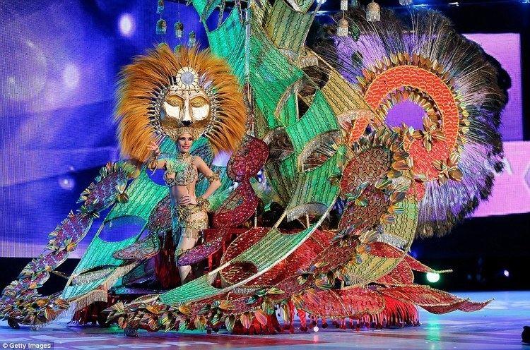 Carnival of Santa Cruz de Tenerife Carnival of Santa Cruz de Tenerife Eutourist