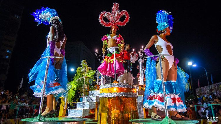 Carnival of Santiago de Cuba Carnaval de Santiago de Cuba Havana City Guide