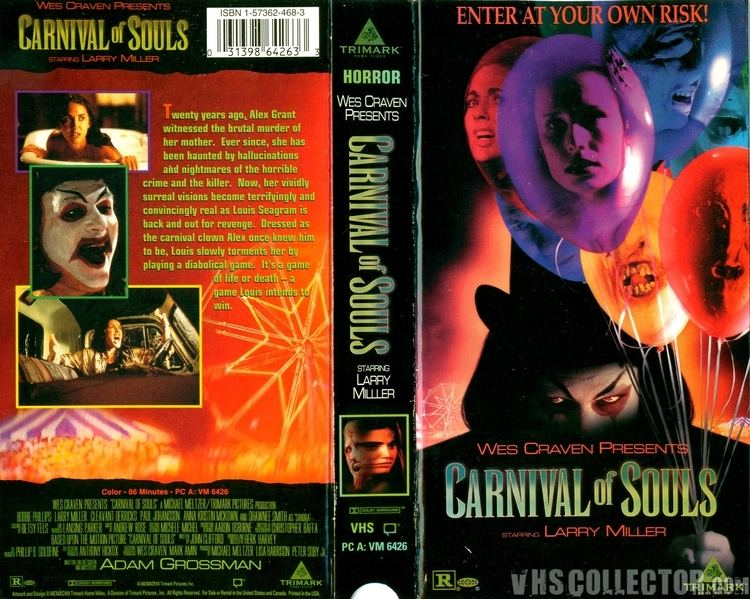 Carnival of Souls (1998 film) Carnival of Souls VHSCollectorcom Your Analog Videotape Archive
