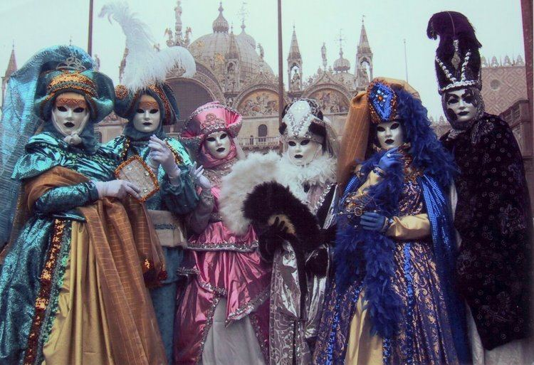 Carnival of Venice The Carnival of Venice Alchemy England Blog