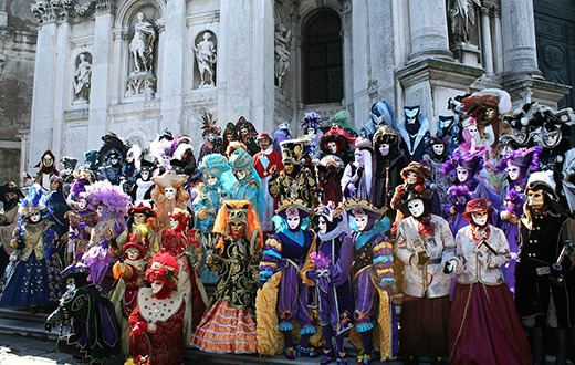 Carnival of Venice Venice Carnival Decadenza 2015 in Venice Italy Festicket