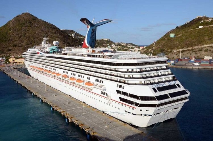Carnival Valor Carnival Valor Itinerary Schedule Current Position CruiseMapper