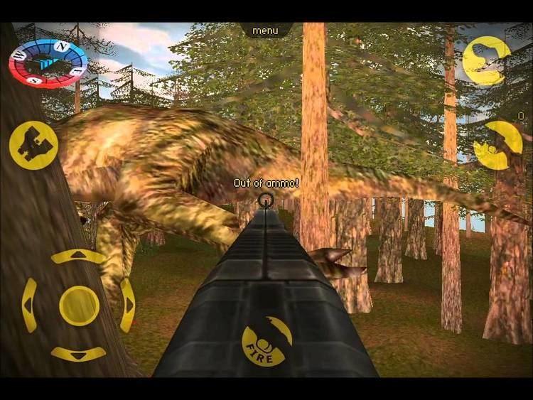Carnivores: Dinosaur Hunter Carnivores Dinosaur Hunter killing TRex in EVERY map YouTube