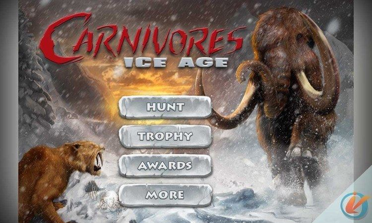 Carnivores Ice Age Carnivores Ice Age iPhone Game Preview YouTube