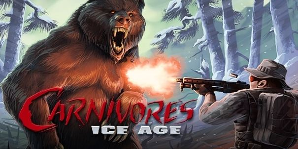 Carnivores Ice Age Tatemgames Our games Carnivores Ice Age