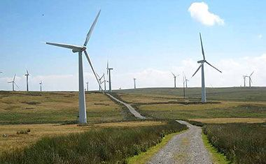 Carno wind farm wwwengineeringtimelinescomitempicspowerStatio
