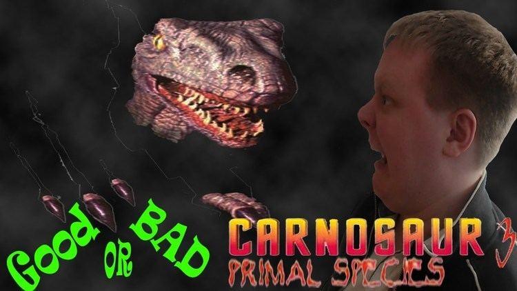 Carnosaur 3: Primal Species Good or Bad Carnosaur 3 Primal Species Review YouTube