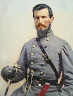Carnot Posey Confederate General Carnot Posey was mortally wounded at the Battle