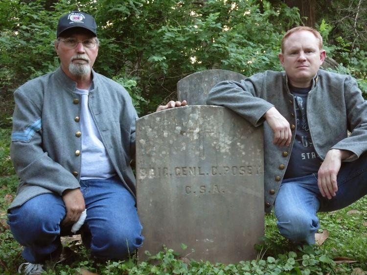 Carnot Posey Tim Kents Civil War tales The Ultimate Civil Wargasm Part II