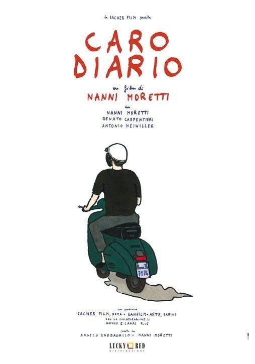 Caro diario Idea Cineforum Caro Diario Dear Diary 1993 Italy