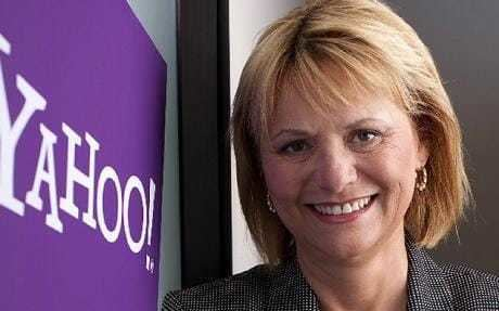 Carol Bartz Yahoo chief Carol Bartz fired 39over the phone39 Telegraph