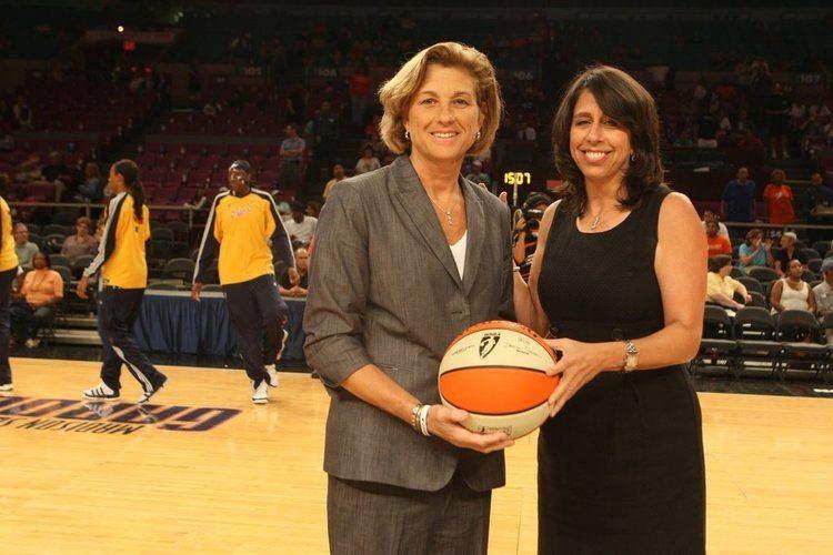 Carol Blazejowski Womens Basketball Pioneers Shepherd WNBA The New York Times