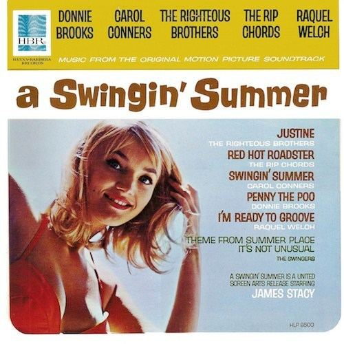 Carol Connors (singer) A Swingin Summer by Carol Connors is a Song of Summer
