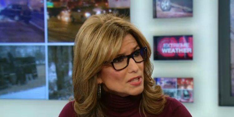 Carol Costello CNN39s Carol Costello Confronts Atlanta Officials Over Snow
