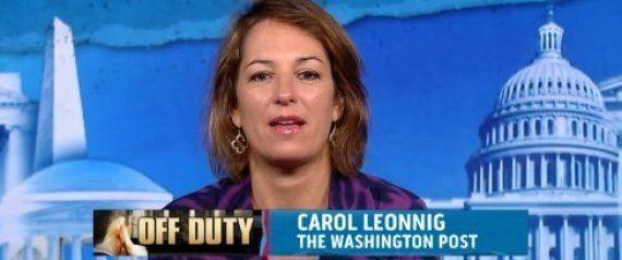 Carol D. Leonnig How The Washington Post39s Carol Leonnig Broke Open The