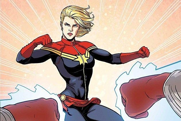 Carol Danvers How Carol Danvers Became Marvel39s Biggest Female Hero