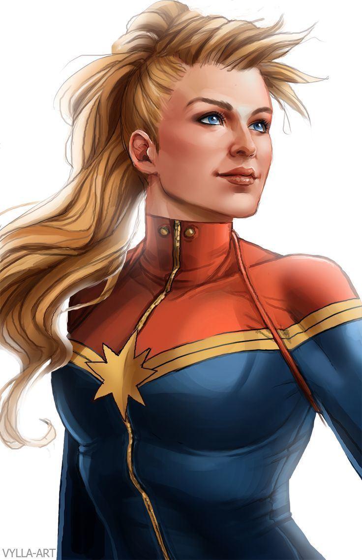 Carol Danvers 1000 ideas about Carol Danvers Captain Marvel on Pinterest