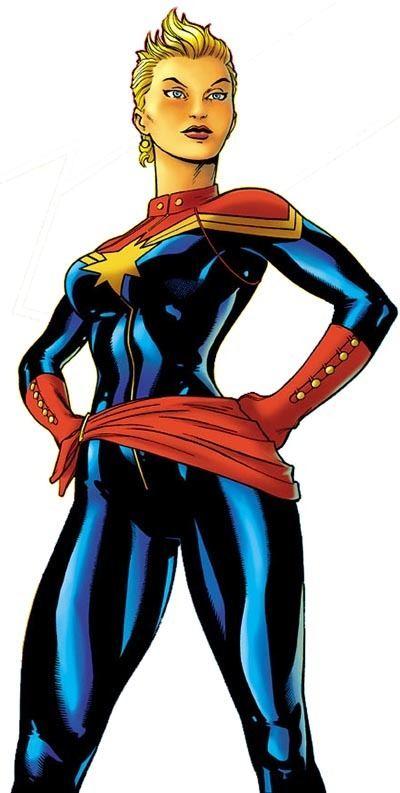 Carol Danvers Religion of Captain Marvel Carol Danvers of the groups US Air