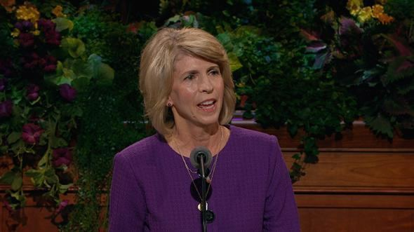 Carol F. McConkie Live according to the Words of the Prophets By Carol F McConkie
