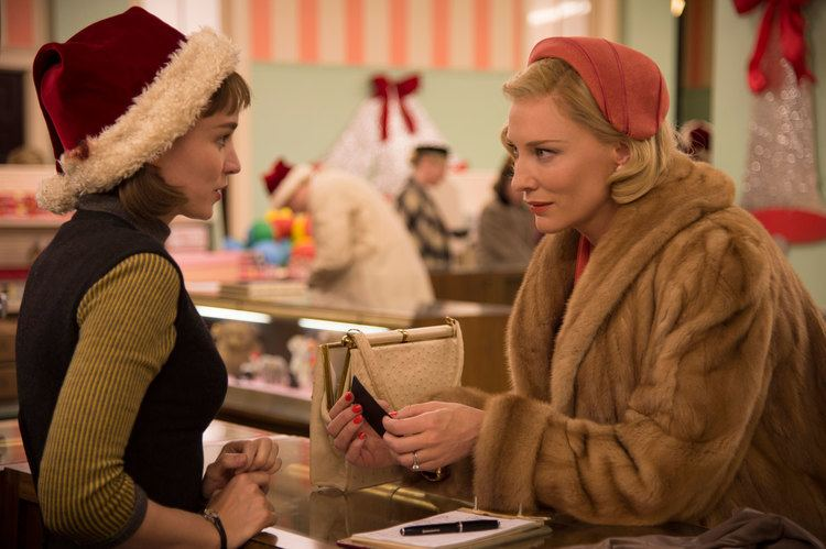 Carol (film) Carol Movie Review The Most Romantic Film of the Year Collider