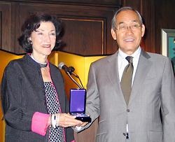 Carol Gluck Columbia News Carol Gluck Receives Top Honors from the Japanese
