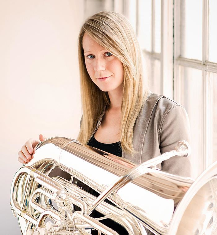Carol Jantsch Carol Jantsch Taking the Tuba Beyond OomPahPahs WRTI