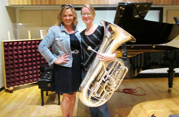 Carol Jantsch Elegant Tuba Carol Jantsch Interlochen