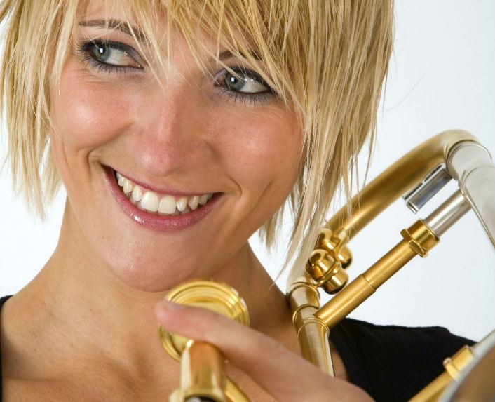 Carol Jarvis THE TROMBONE FESTIVAL OF THE YEAR 2014 Stefan Schulz