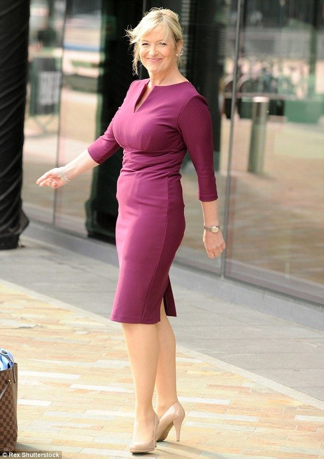 Carol Kirkwood Carol Kirkwood hopes she won39t have to wear short skirts