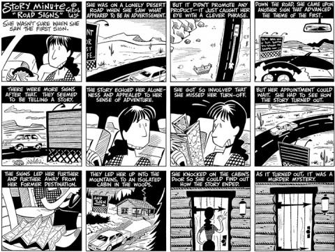 Carol Lay Cartoonist Carol Lay Turns to Kickstarter to Survive in PostPrint