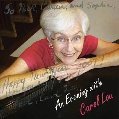 Carol Lou Trio Carol Lou Trio Carol Lou Trio
