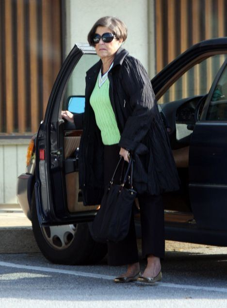 Carol McCain The wife John McCain callously left behind Daily Mail Online
