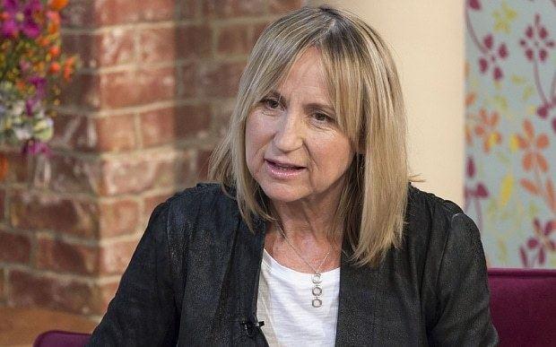 Carol McGiffin TV presenter Carol McGiffin reveals cancer battle Telegraph