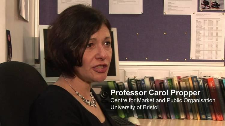 Carol Propper IS COMPETITION GOOD FOR THE NHS YouTube