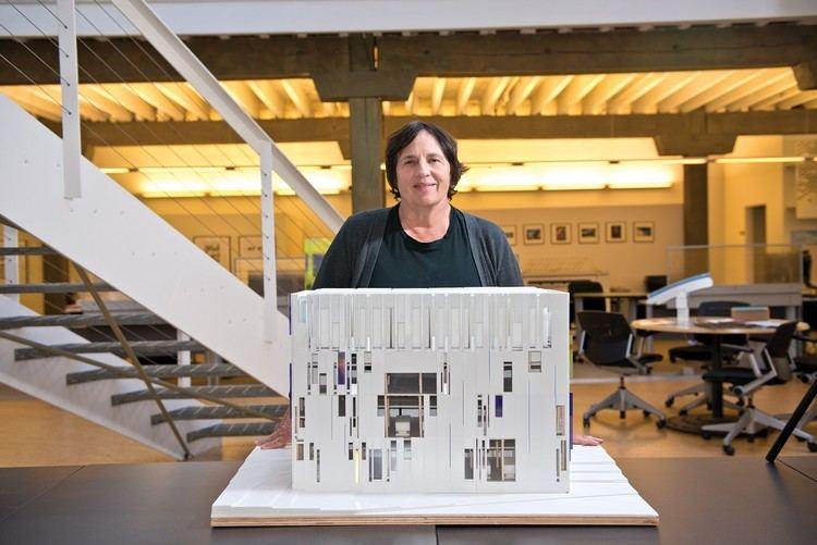 Carol Ross Barney 10 questions for an architect Carol Ross Barney Chicago