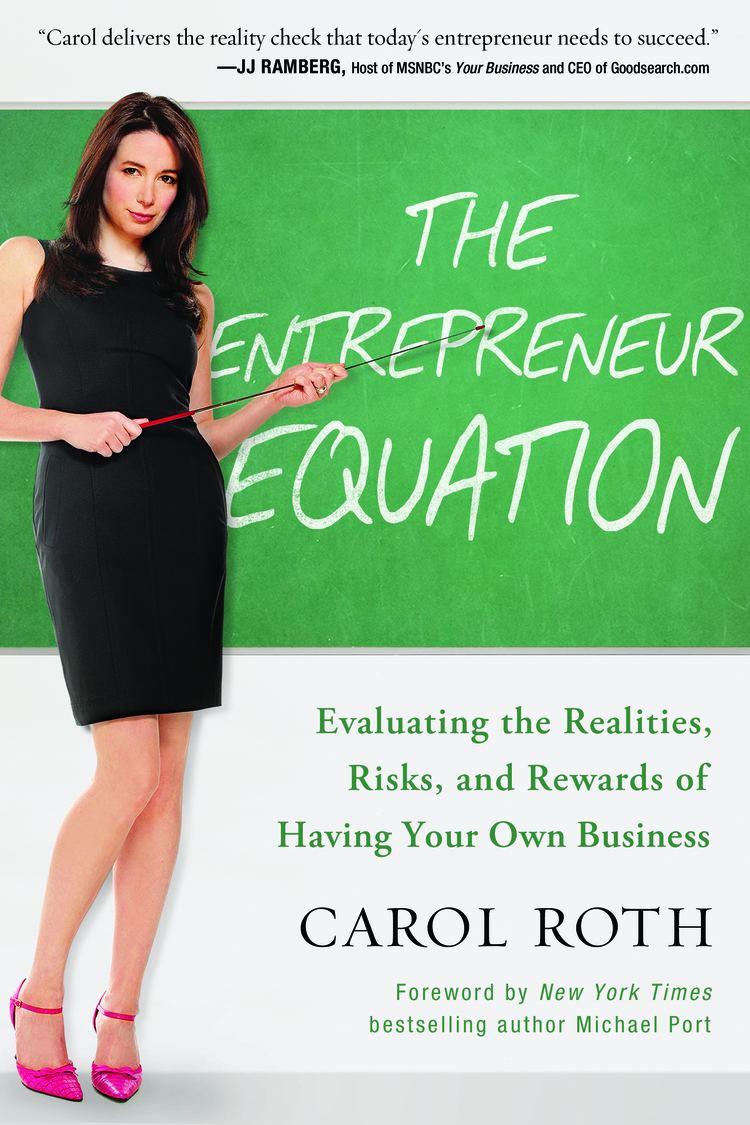Carol Roth CAROL ROTH Opportunist Magazine Financial Stock Market