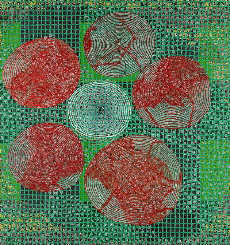 Carol Schlosberg Carol Schlosberg painter abstract artist memorial website