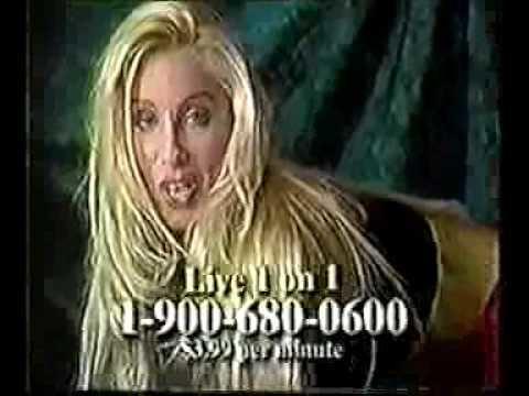 Carol Shaya Carol Shaya Chat Line Commercial 1996 YouTube