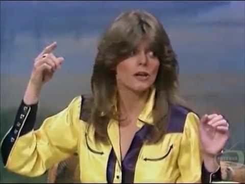 Carol Wayne The Tonight Show Starring Johnny Carson 06211979Carol Wayne