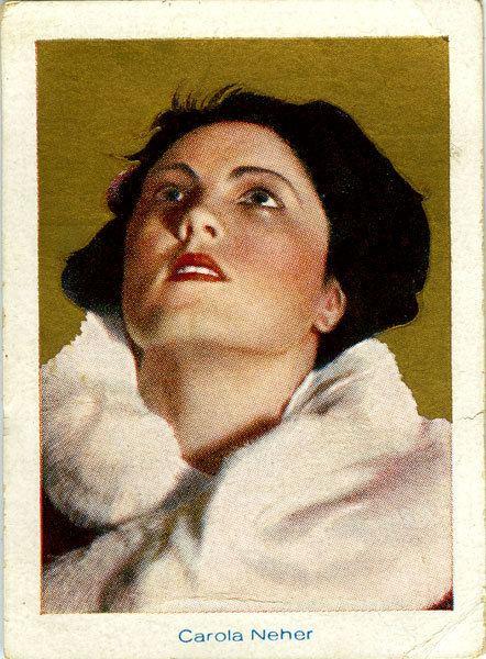 Carola Neher Picture of Carola Neher