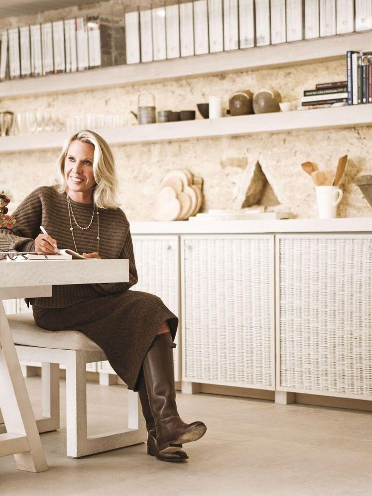 Carole Bamford Lady Bamford Interview Organic Living and Lifestyle secrets