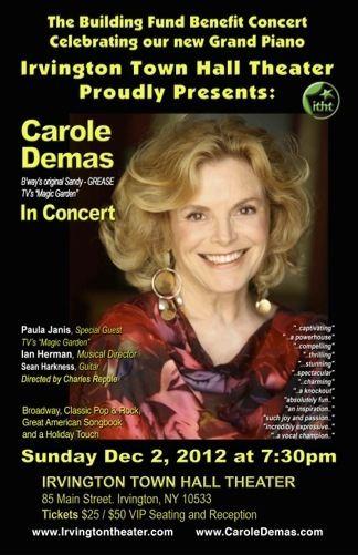 Carole Demas Carole Demas Previous Events