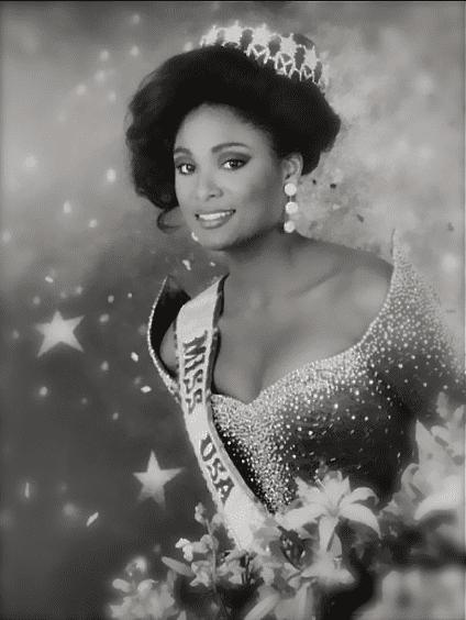 Carole Gist Miss USA Carole AnneMarie Gist Sola Rey