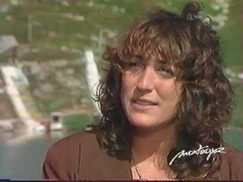 Carole Merle Carole Merle nature TV magazine automne 1993 YouTube