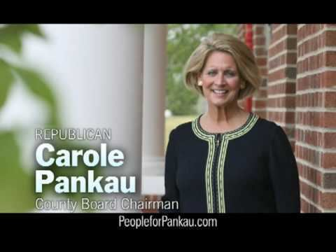 Carole Pankau Carole Pankau for County Board Chairman YouTube